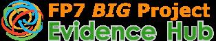 FP7 BIG Project Evidence Hub Logo